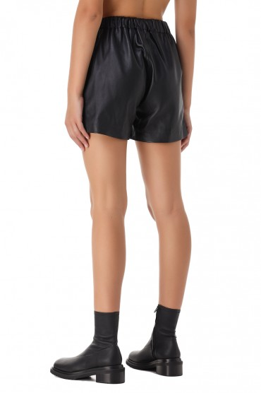 Кожаные шорты RAIINE RAIN21006