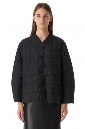 RAIINE Стеганая куртка с принтом