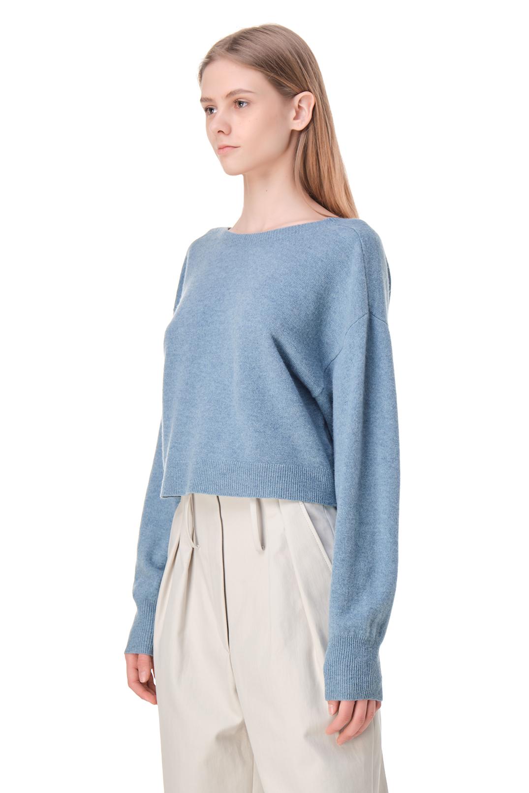 Укороченный свитер REMAIN REM11001