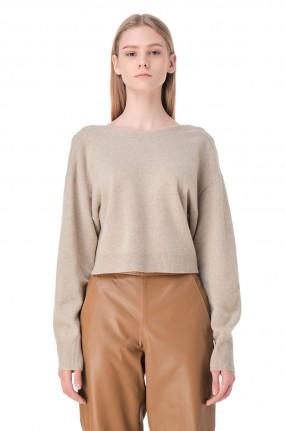 REMAIN Укороченный свитер