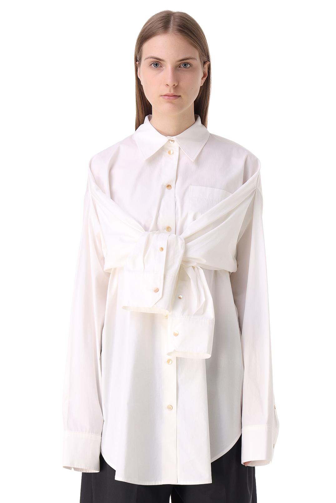 Рубашка oversize REJINA PYO REP11003