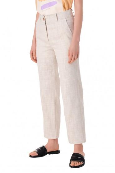 Укороченные брюки REJINA PYO REPp11008