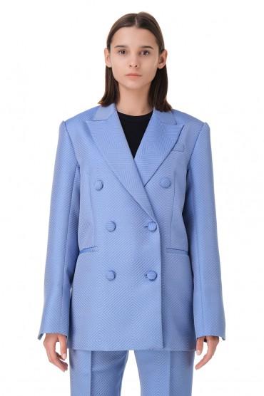 Двубортный пиджак ROTATE ROTp11005