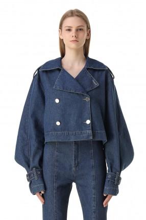 ROTATE Джинсовая куртка