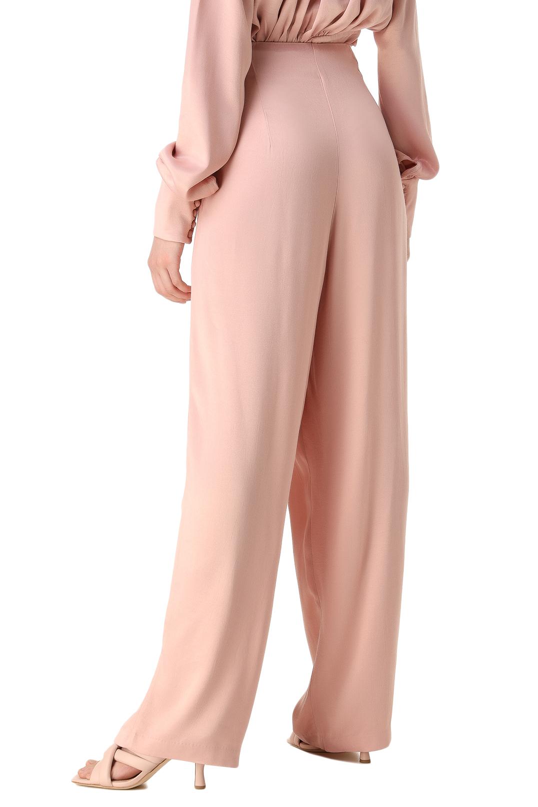 Удлиненные брюки ROTATE ROTw11015