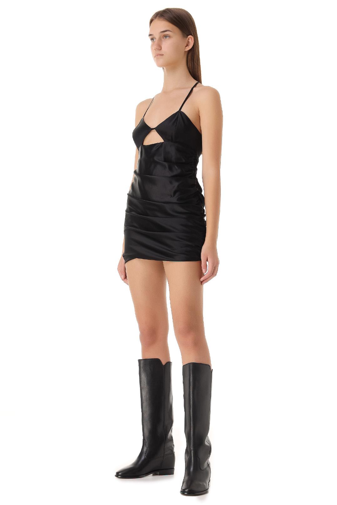 Шелковое платье-комбинация THE SEI SEI21004