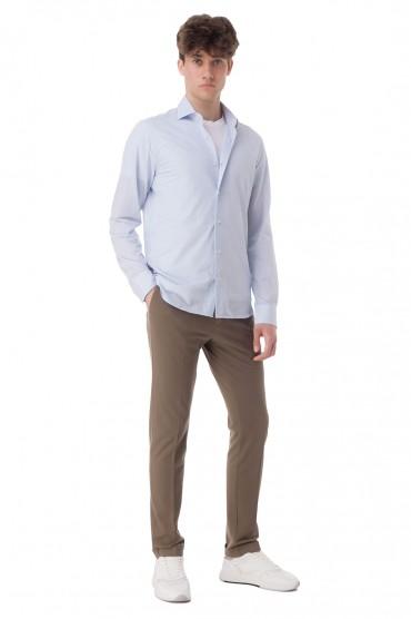 Рубашка в полоску SEVENTY SEV10003