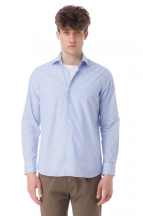 SEVENTY Рубашка с узором
