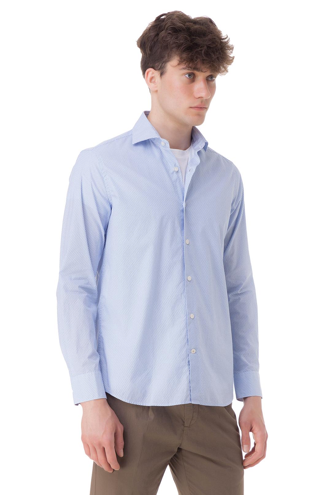Рубашка с узором SEVENTY SEV10006
