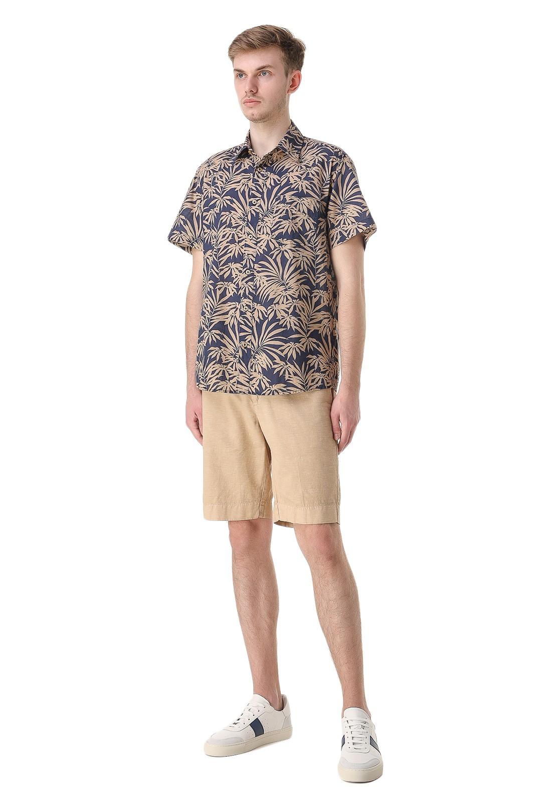 Рубашка с принтом SEVENTY SEV11004