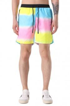 Плавательные шорты с принтом