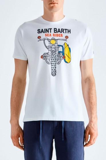 Футболка MC2 ST.BARTH STBm19011