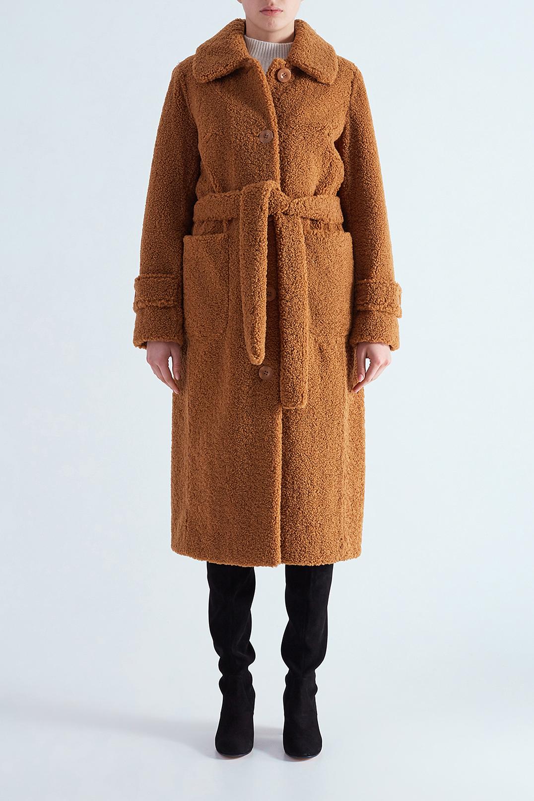 Пальто из эко меха STAND STUDIO STND29002