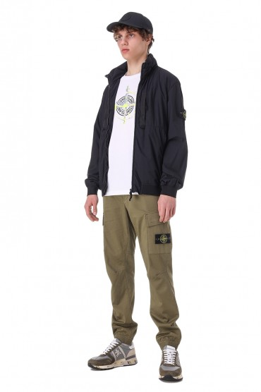 Куртка с потайным капюшоном STONE ISLAND STm11029