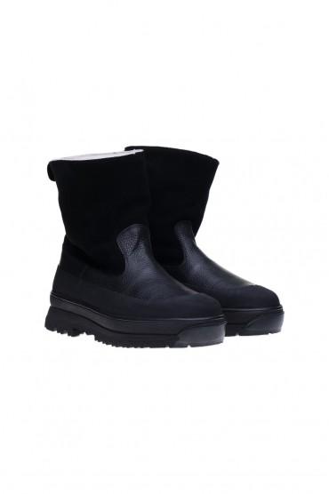 Ботинки на меху STONE ISLAND STm20039