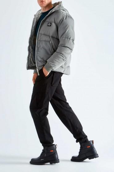 Пуховик с капюшоном STONE ISLAND STm29006