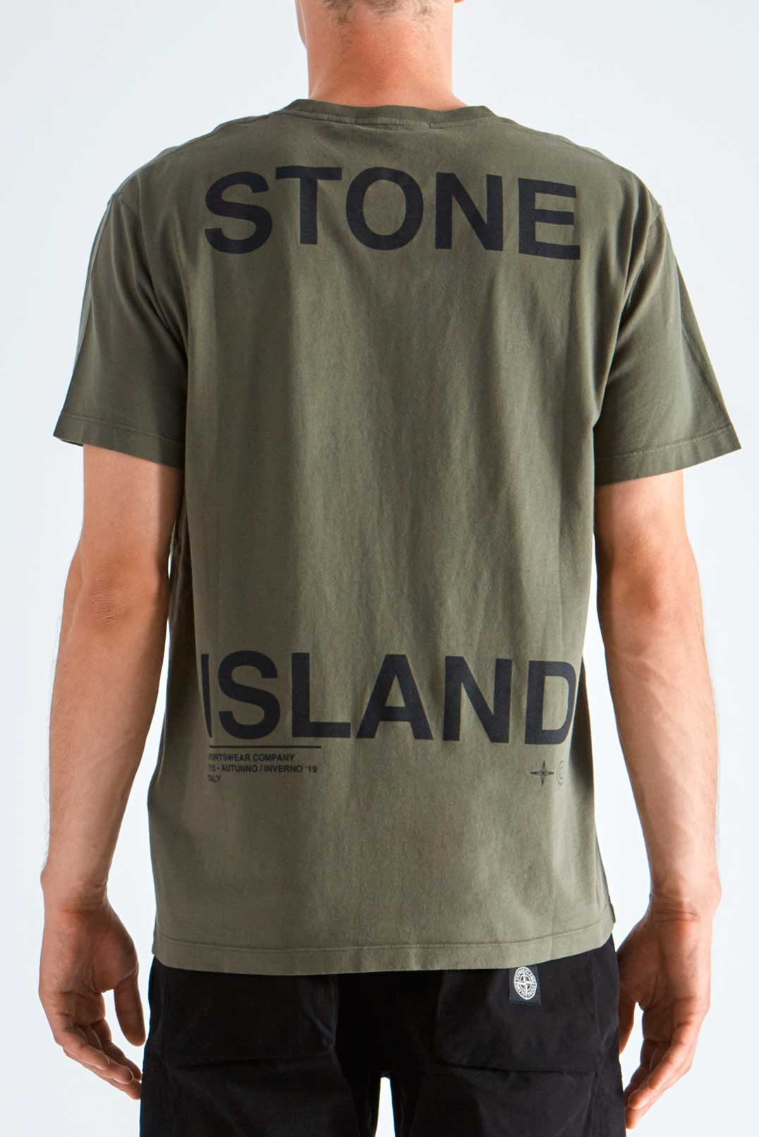 Футболка STONE ISLAND STm29017