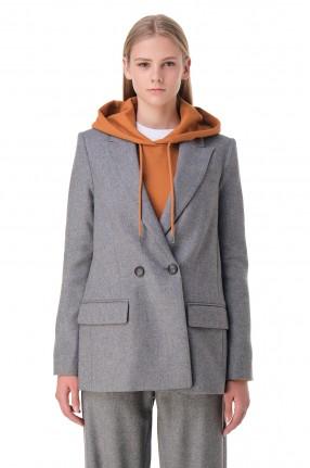 TELA Двубортный пиджак