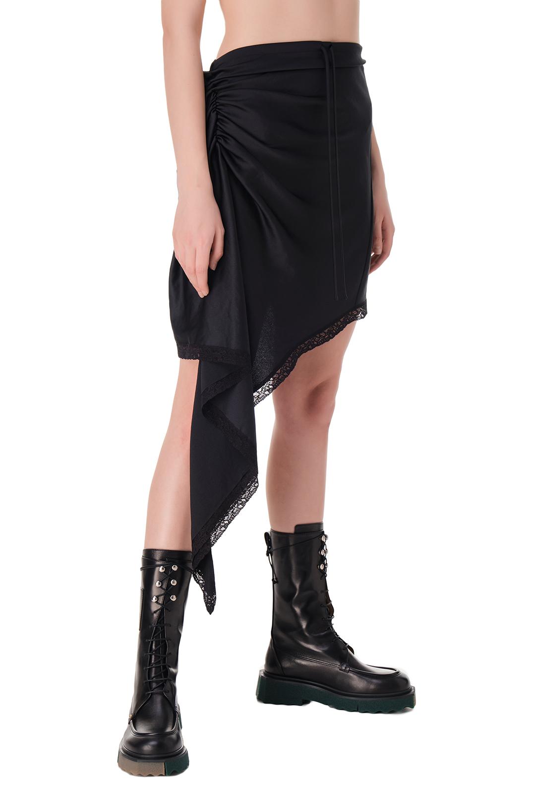 Асимметричная юбка ALEXANDER WANG TWp11017