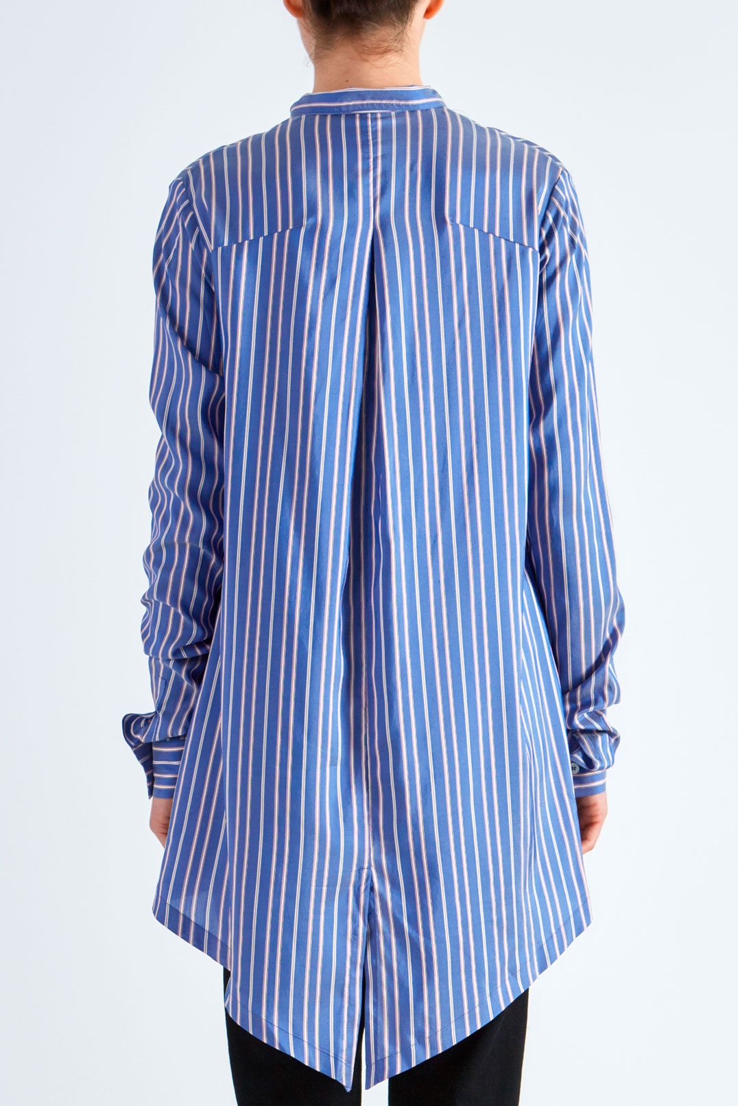 Блуза в полоску UNRAVEL PROJECT UNRp29010
