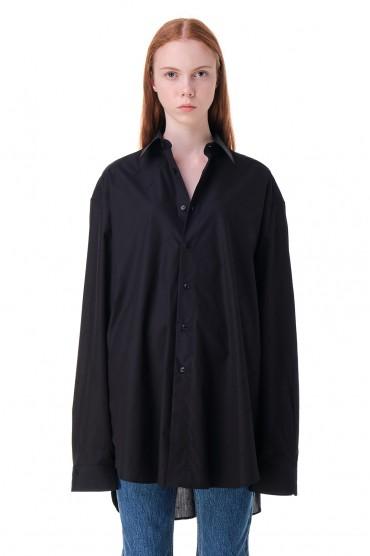 Рубашка oversize VETEMENTS VET20009