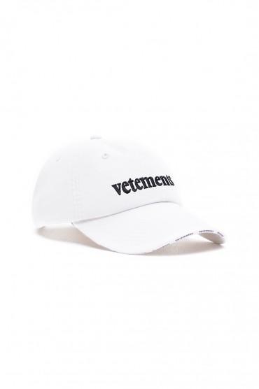 Кепка с логотипом VETEMENTS VETa10002