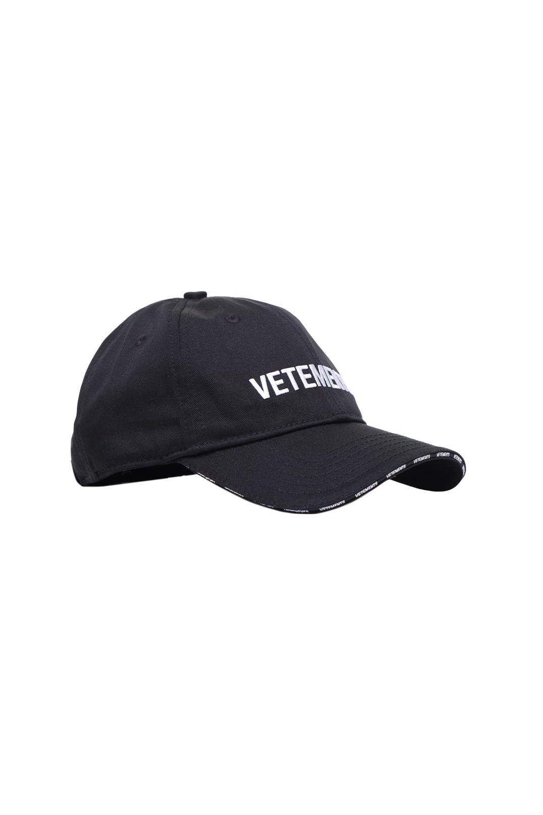 Кепка с логотипом VETEMENTS VETa21005