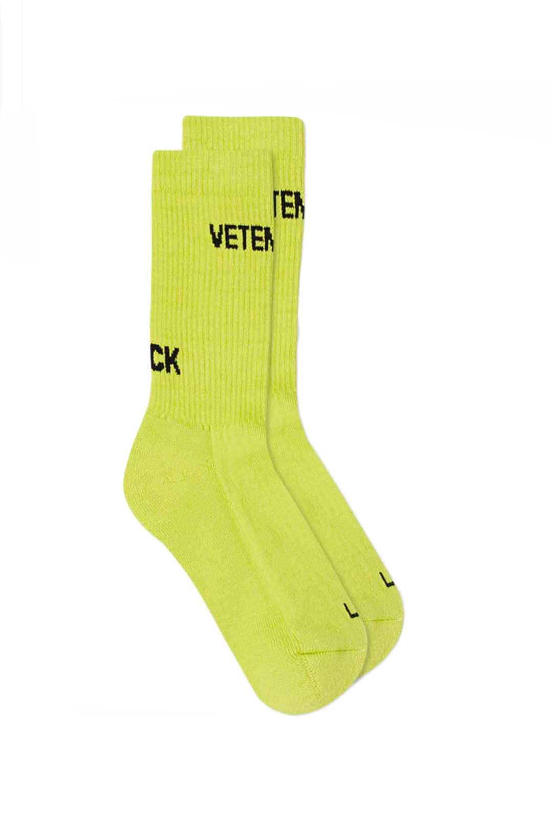 Носки с логотипами VETEMENTS VETa21009