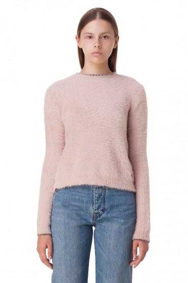 Укороченный свитер VICTORIA VICTORIA BECKHAM VVB20006
