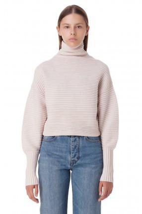 VICTORIA VICTORIA BECKHAM Укороченный свитер oversize