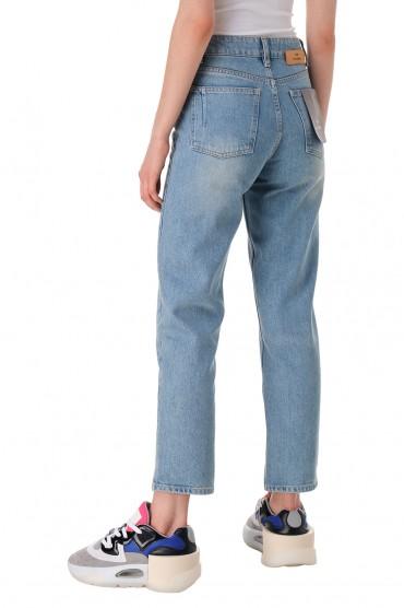 Укороченные джинсы WON HUNDRED WON11001