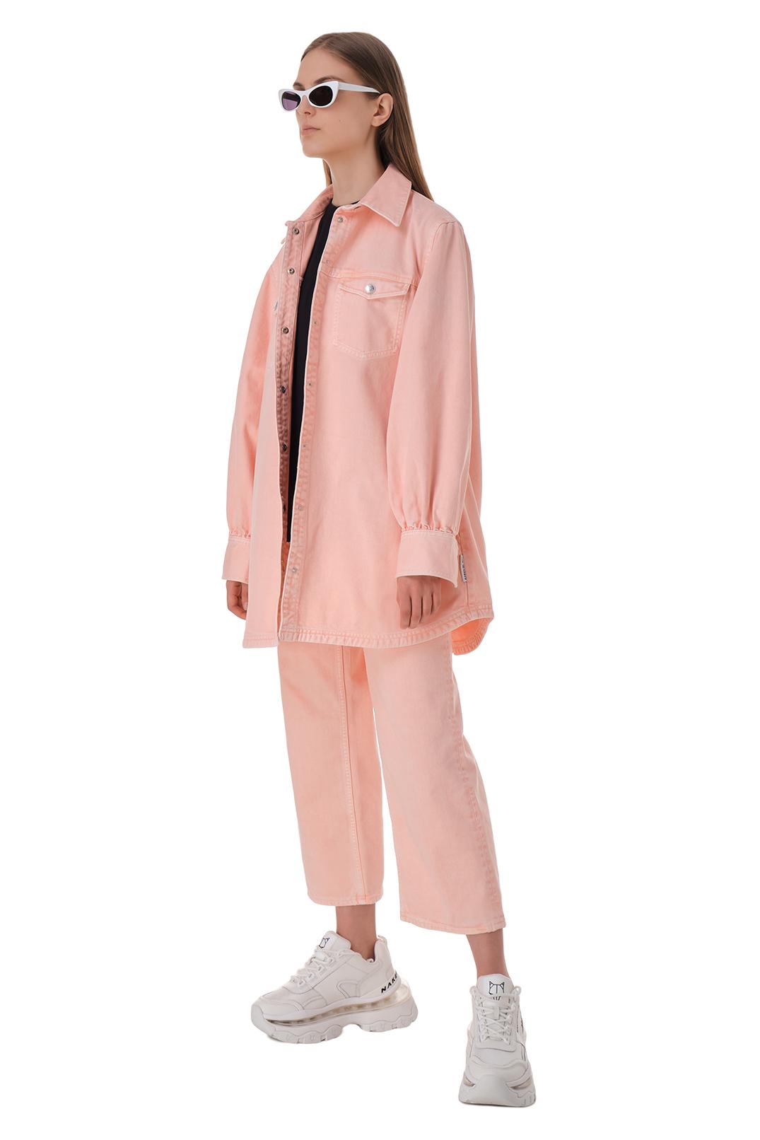 Укороченные джинсы WON HUNDRED WON11016