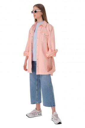 WON HUNDRED Укороченные джинсы