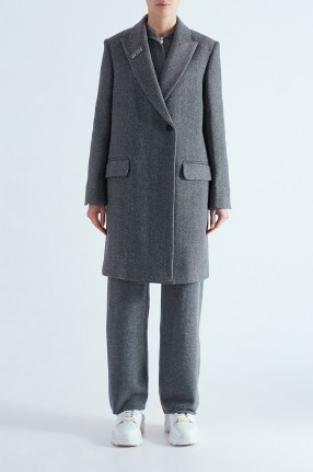ZADIG&VOLTAIRE Двубортное пальто